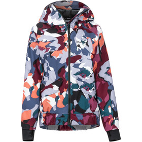Marmot Queenstown Veste Femme, multi pop camo